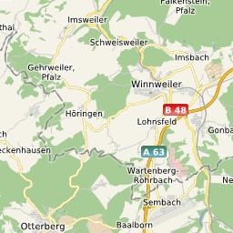 RMS Ramstein Air Base - Germany map ramstein